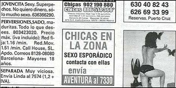 Anúncio Contacto Sexual Barcelona-7322