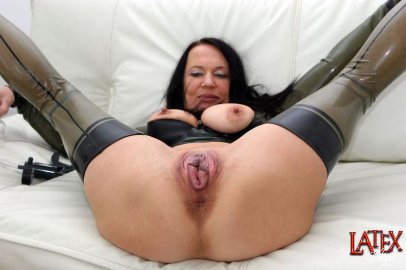 Site Contato Sexual Vibrator Anal Com Dildo Latex-3248