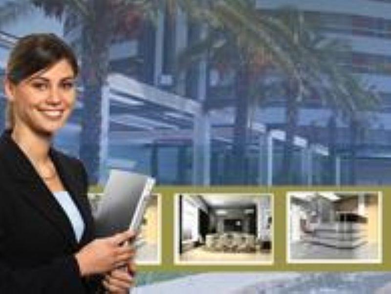 Anúncios Recepcionista Do Hotel-2843