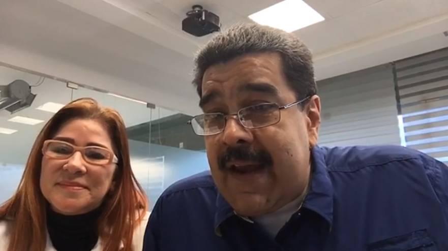 Maduro Procura Jovem 2018 Argentina-6