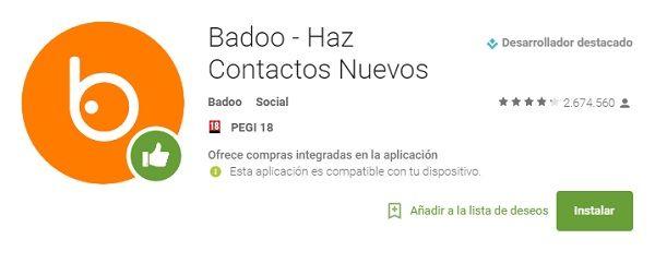 Redes Sociais Para Ligar Badoo-5377