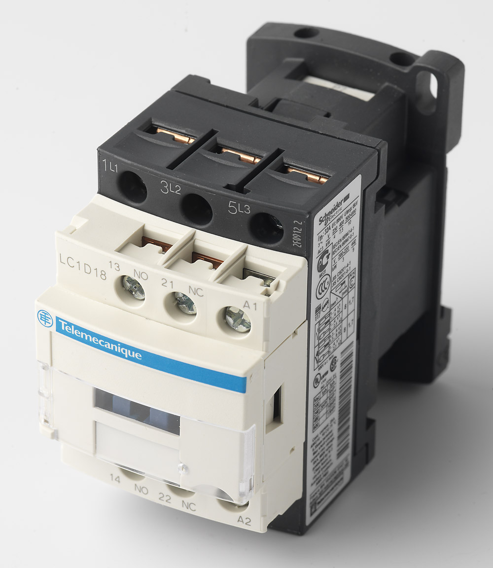 Tecanique Contator Lc1d1810 Campinas-5101